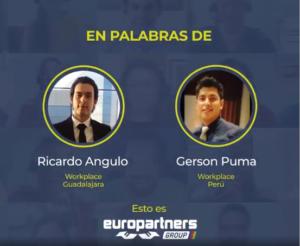En palabras de Ricardo Angulo y Gerson Puma, qué hace una empresa ser grandiosa?